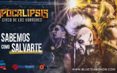 «El Circo de los Horrores»llega por primera vez a Chile para disfrutar un Show Apocalíptico Online