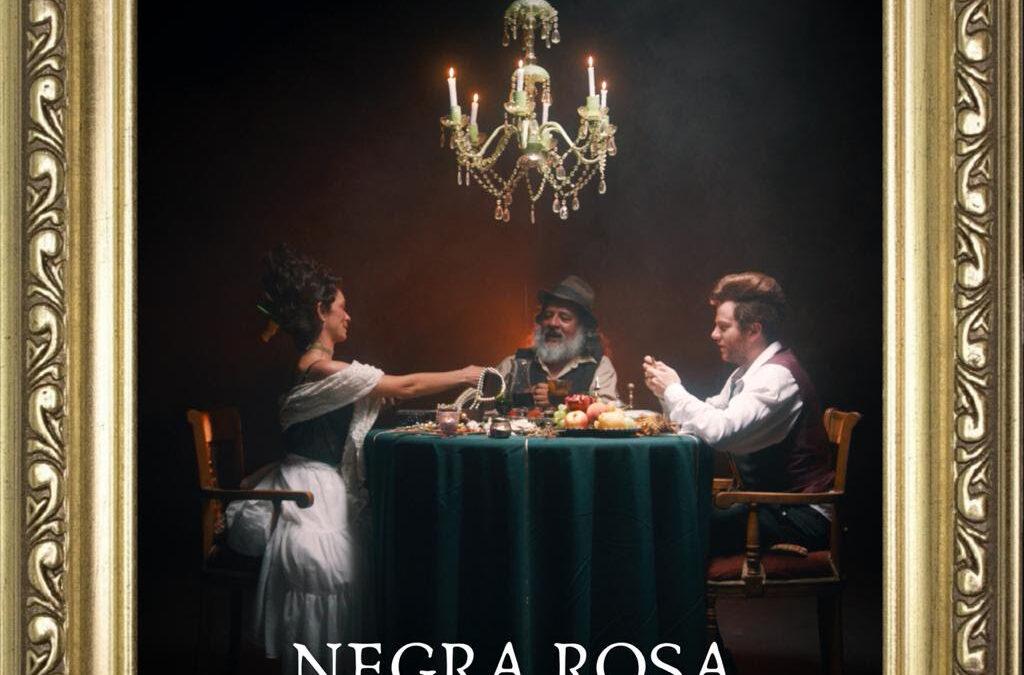 """DEMIAN RODRÍGUEZ SE UNE A LA LEYENDA DE LA CUMBIA LUIS LAMBIS, PARA PRESENTARNOS SU NUEVO SINGLE """"NEGRA ROSA""""."""